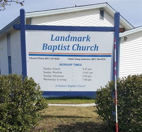 landmark independent baptist church