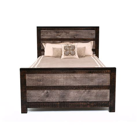 panel beds urban graphite panel bed green gables