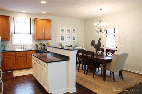Dining Room With Kitchen Designs by Paint Colors Life On Virginia Street