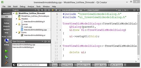 qt5 remove layout qt5 tutorial modelview with qtreeview and qdirmodel 2018