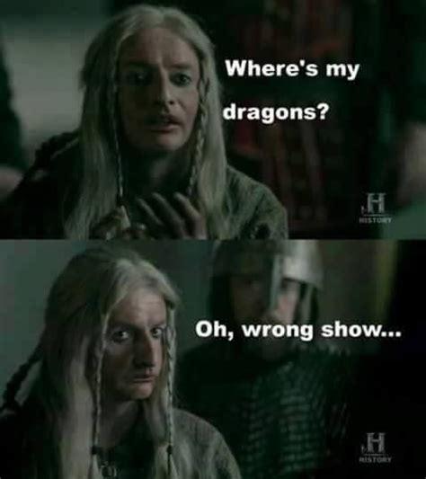 Vikings Memes - vikings game of thrones meme game of thrones funny