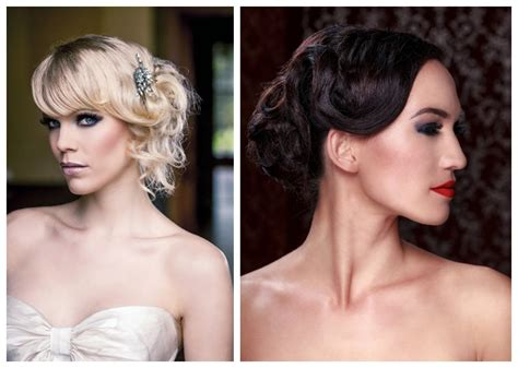 Vintage Wedding Guest Hair by Guest Post The Trend For Vintage Wedding Hairstyles The
