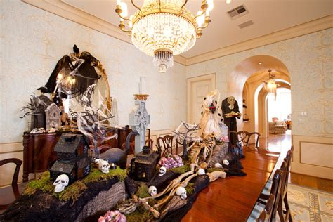 how to decorate your home for halloween halloween home tour how to decorate your spooky home