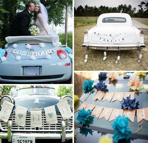 Fã R Auto Hochzeit 15 besten ideen f 252 r die hochzeit bilder auf