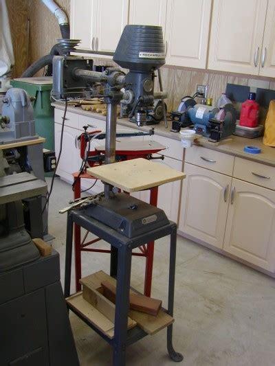 Bill S Woodshop Notes Drill Press