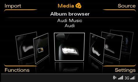 audi mmi jukebox sunset audi portland oregon s new and used audi dealership