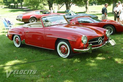 Mercedes Coupe Convertible by 1963 Mercedes Convertible Coupe Information