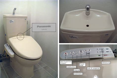 wie schreibt toilette und wie sehen die toiletten aus bernhard