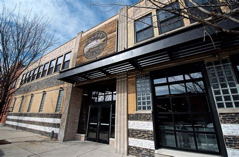 fulton tap room goose island opens fulton brewery in chicago