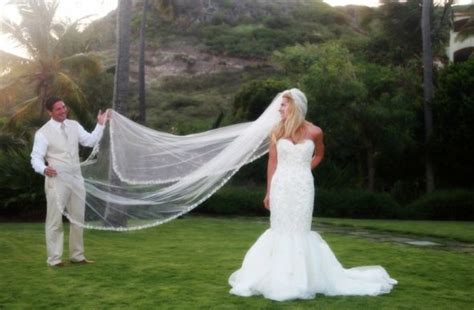 my ceremony dress and veil in st kitts weddingbee photo gallery