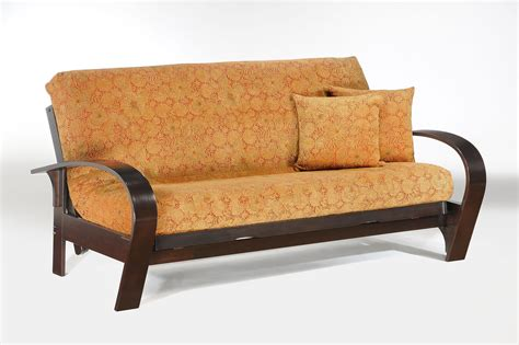 Wood Futon by Futon Listing At H3 Furniture