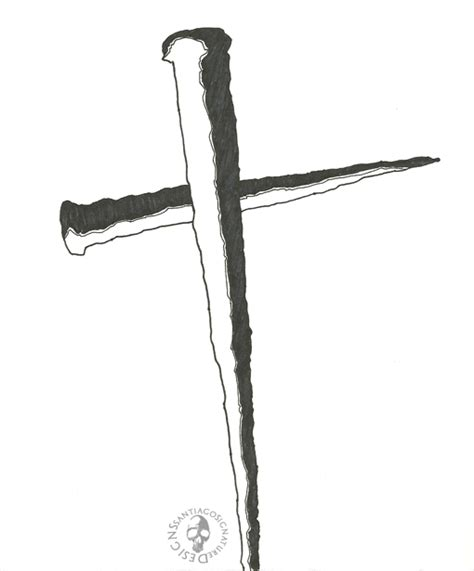 nails of the cross by santiagodesigns on deviantart