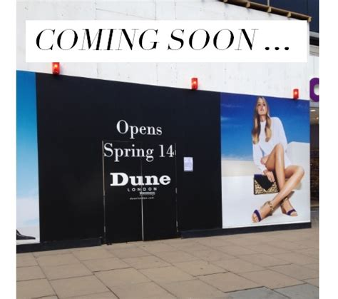 Boots Is Coming To A Store Near You coming soon dune oxford