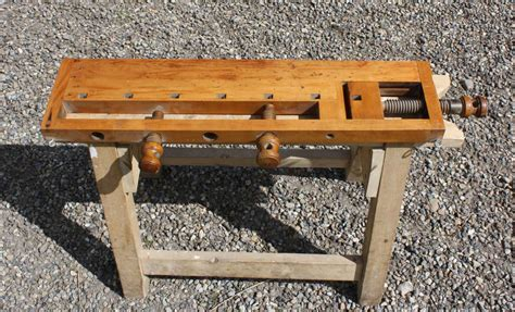 portable woodworking bench instructions for a tiny workbench