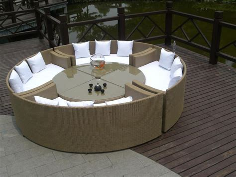 round sets great 30 round outdoor furniture