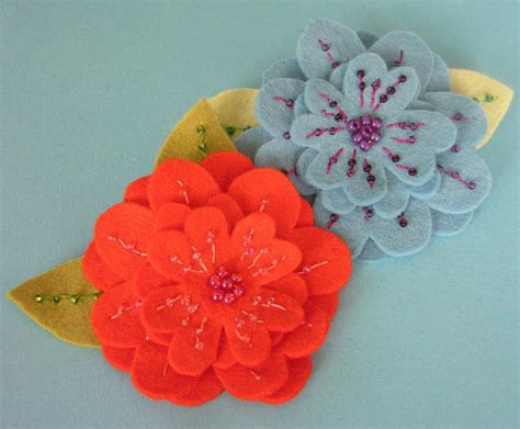 pattern for making felt flowers free craft patterns for the farmers market