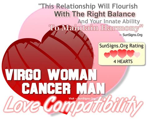 cancer man in bed virgo woman cancer man balanced harmonious match sun signs