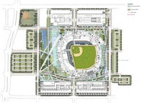 stadium plan marlins park stadium plan miami florida world stadium plans pinterest