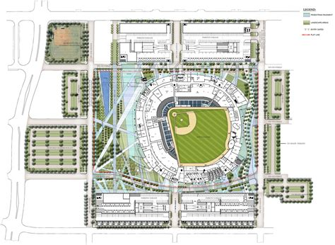 stadium floor plans marlins park stadium plan miami florida