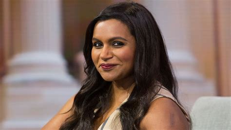 mindy kaling confidence one important thing mindy kaling is teaching her daughter