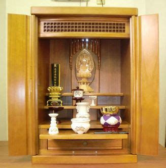 buddhist altar designs for home modern buddhist altars halo brown luxury paulownia