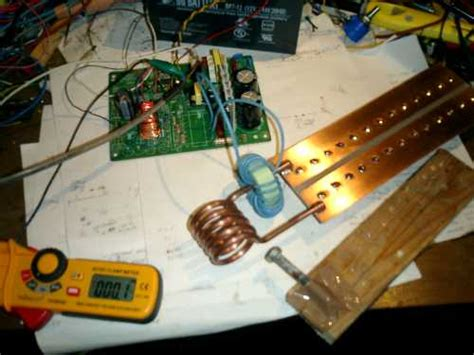 diy induction heater diy induction heater do it your self