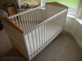 mamas and papas cot bed for sale in kilkenny