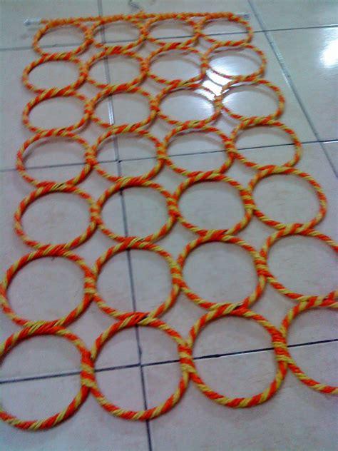 Hanger Pink 8 Lubang dhia collections
