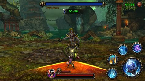 eternity warriors apk eternity warriors 4 v0 3 1 mod apk jembersantri