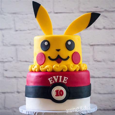 Lis Kitchen by Les 25 Meilleures Id 233 Es Concernant Pikachu Cake Sur Pinterest