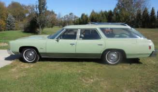 1974 chevy wagon for sale