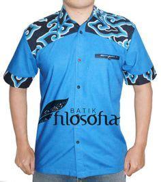 Zola Batik Seragam Kantor Candi baju batik lelaki baju batik lelaki moden baju batik