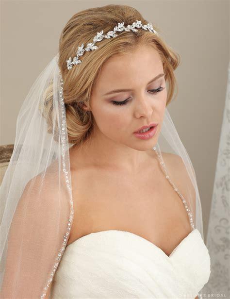 headbands hair ribbons bel aire bridal