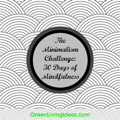 the japanese of minimalism 30 day minimalist challenge to declutter your and experience the new more minimalist living books the minimalism challenge 30 days of mindfulness green
