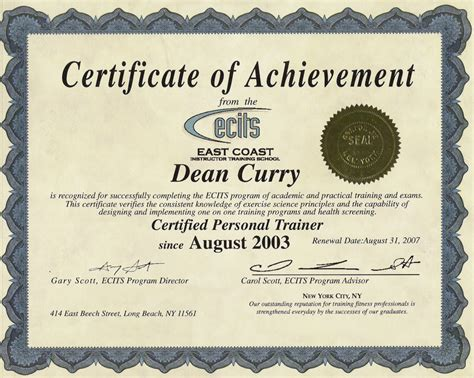 pin army certificate of achievement template image search