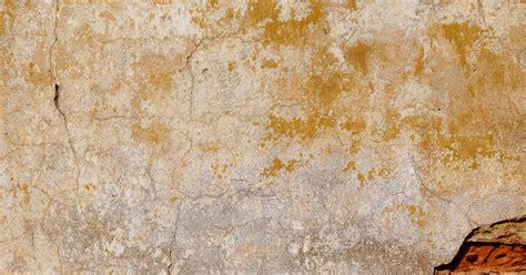 beautiful orange plaster wall reusage reusage 2 old orange red brick and yellow cracked plaster