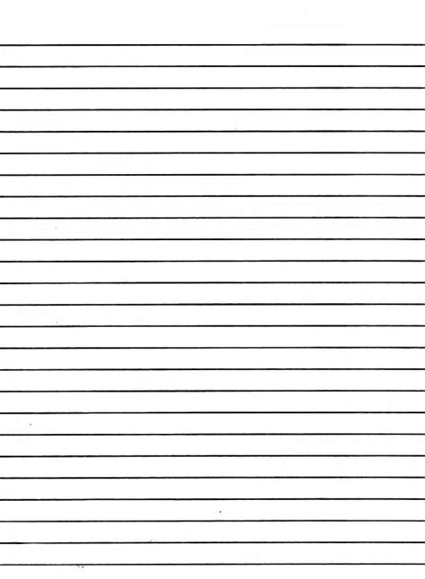 template with lines lined writing paper template printable lined writing