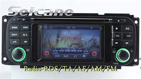Jeep Wrangler Navigation Update Dodge 2500 Radio Dodge 2004 2005 Car Stereo
