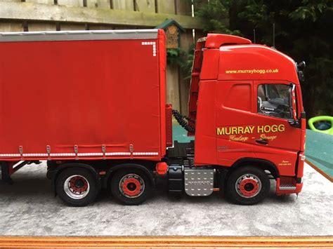 volvo track my order volvo fh4 by steven morrison uk a n model trucks