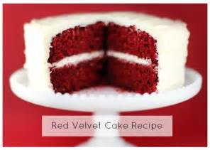 red velvet cake recipe chic darling