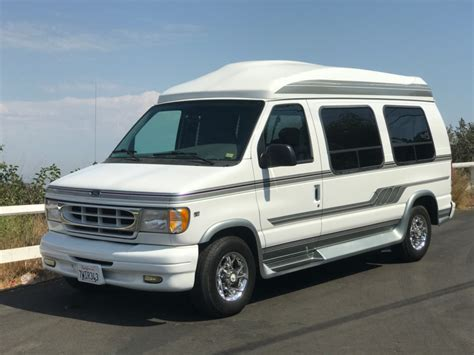 best vans for cer conversion 14k mile 1999 ford econoline waldoch conversion