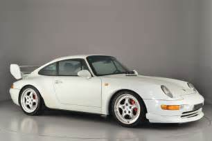 Porsche Auction Trio Of Porsche 911s To Auction Tonight In