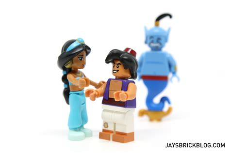 Lego Disney Minifigure Genie review lego disney minifigures