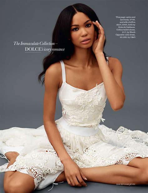 chanel iman model lala belle plus size fashion australia model chanel iman