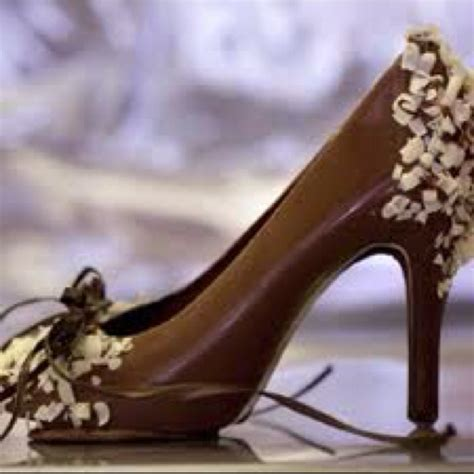 chocolate high heels nirvana shoes pinterest