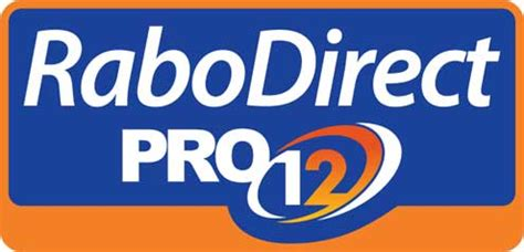 rabo direkt bank rabodirect pro 12 launched rugby