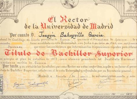 Modelo Curriculum Ucm Joaquin Sahuquillo Garcia Curriculum Vitae