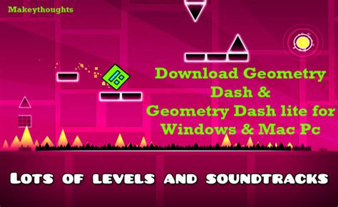 geometry dash full version apk apple download geometry dash lite pc game for windows 10 8 7 mac