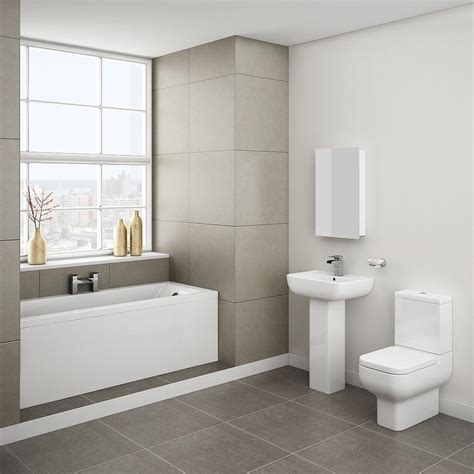 pro 600 complete bathroom package now at plumbing co uk