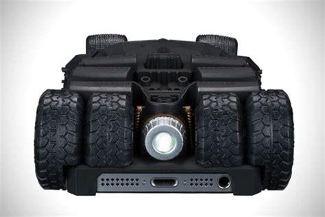 Batman In Future 0392 Casing For Iphone 7 Plus Hardcase 2d Batmobile Tumbler Iphone 5 Randommization